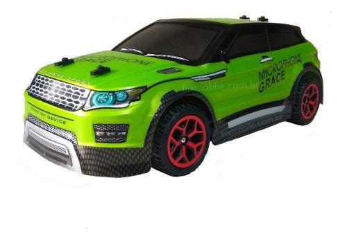 Carrinho De Controle Remoto Land Rover Off Road Recarregável