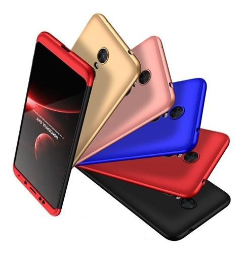 Capa Ultra fina 360 Para Xiaomi Redmi 5 Plus