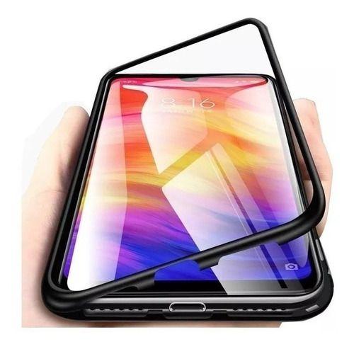 Capa Magnética 360 Luxo Para Xiaomi Redmi Note 7