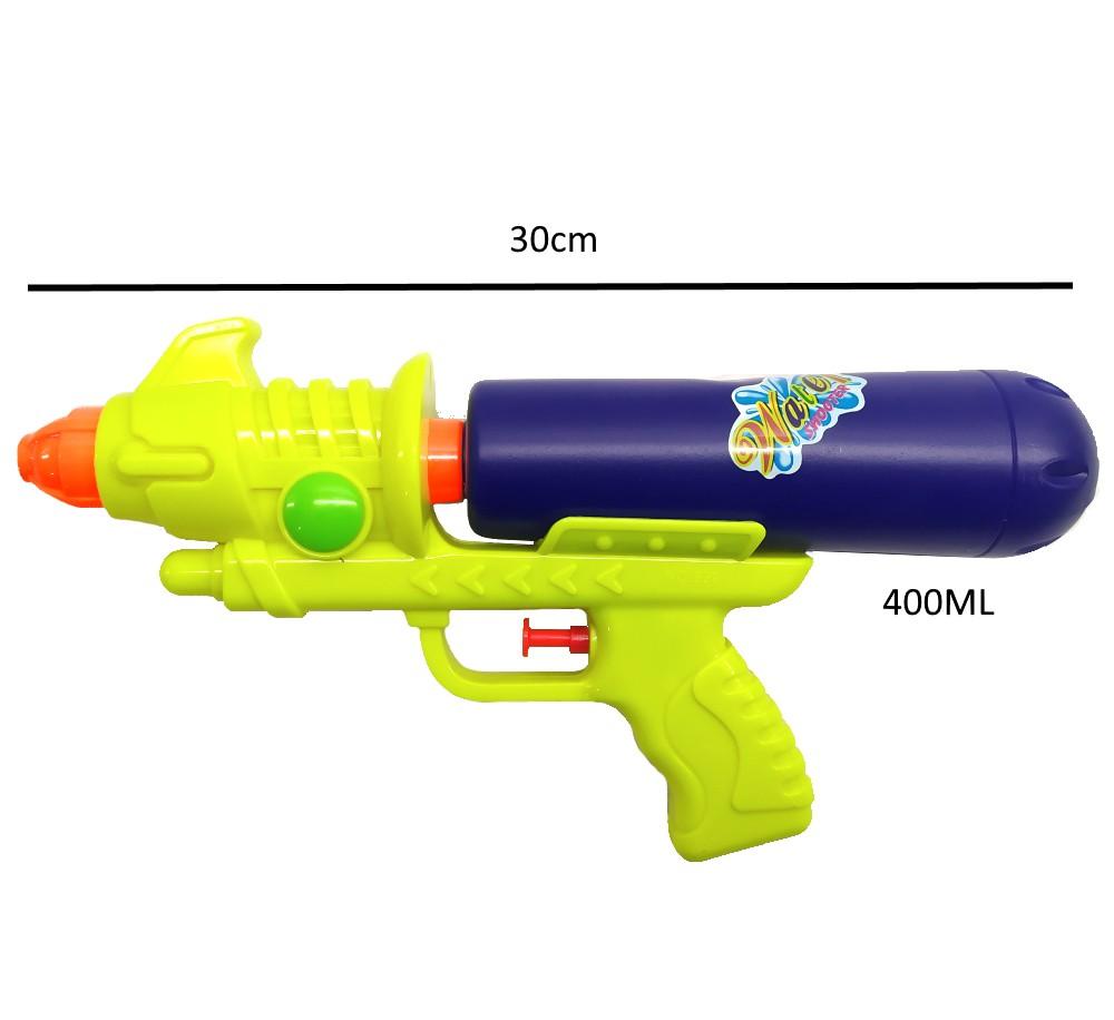 Arminha de Água Lançador Flix de 30cm e 400ML de Capacidade - Kit com 2 Unidades