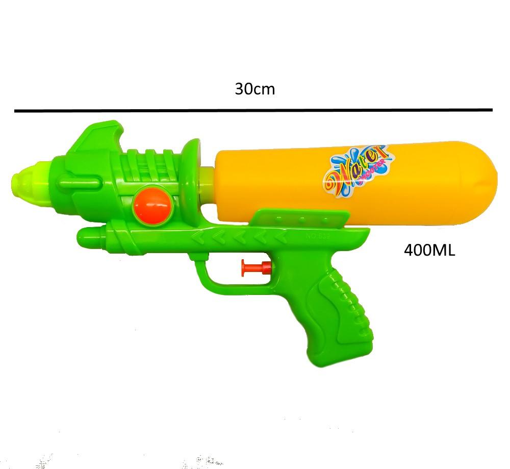 Arminha de Água Lançador Flix de 30cm e 400ML de Capacidade - Kit com 3 Unidades