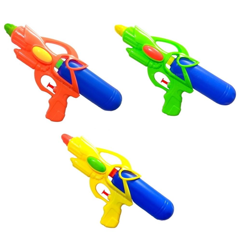 Arminha Lançador de água Colorida Flix Water - Kit com 3