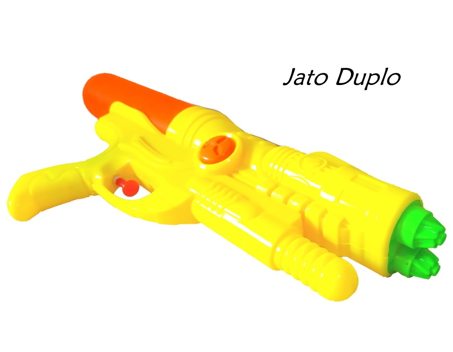 Arminha Lançador de água Jato Duplo Flix Water - Kit com 2