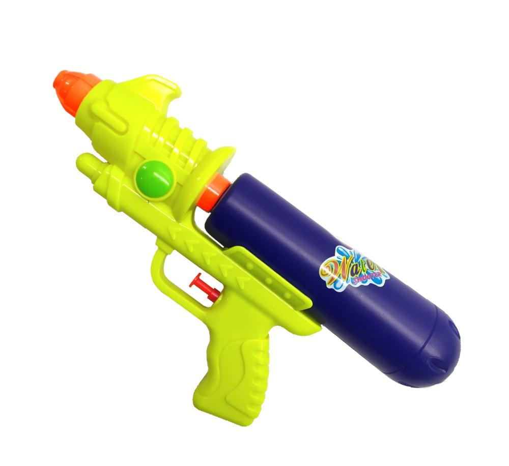 Arminha Lançador de Agua Super Jato Flix 400ML - Amarelo com Azul
