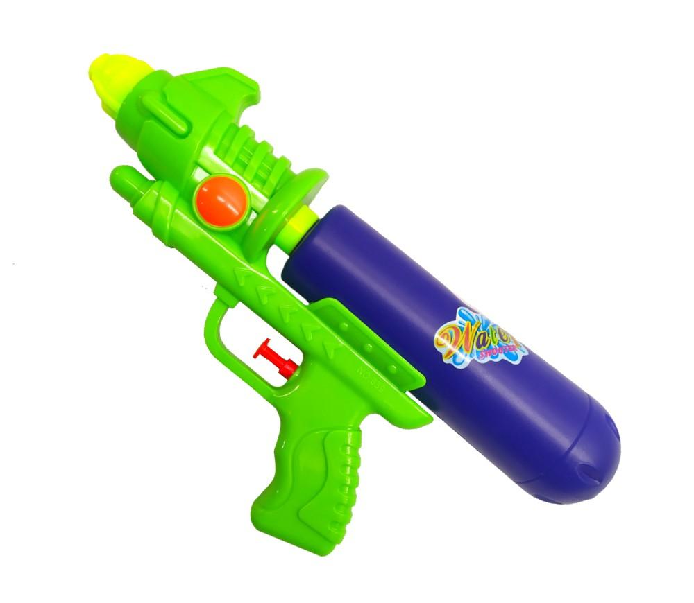 Arminha Lançador de Agua Super Jato Flix 400ML - Verde com Azul