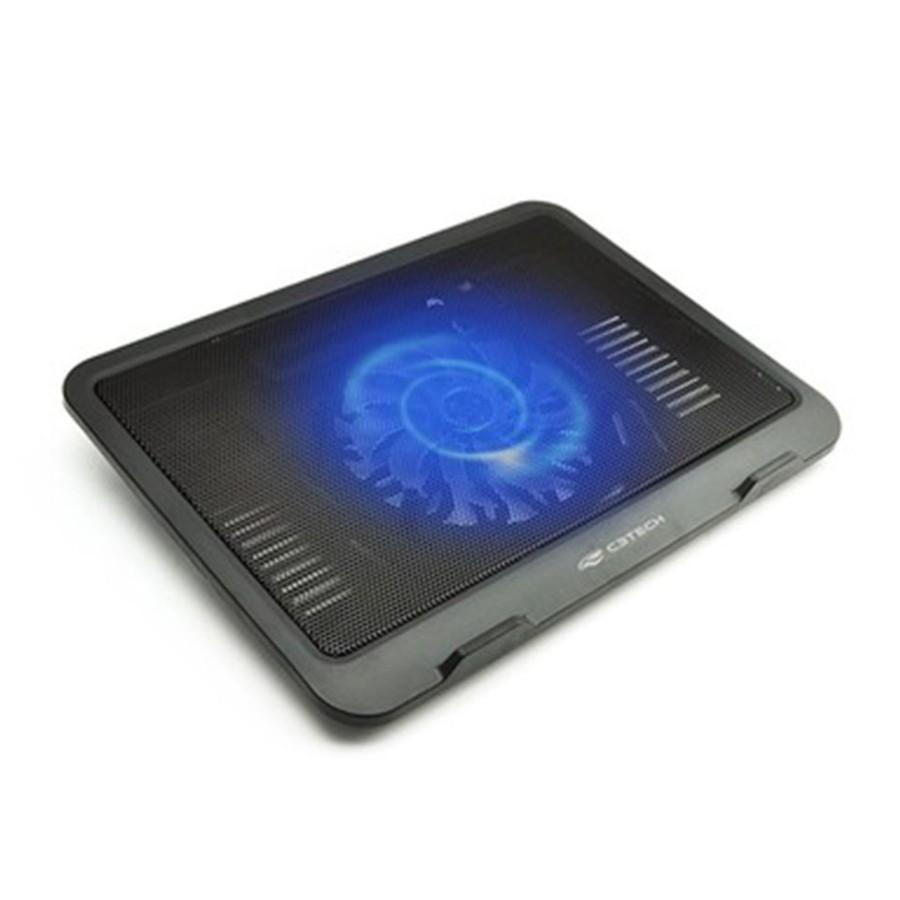 Base para Refrigerar Notebook e Vídeo Game Silenciosa com LED