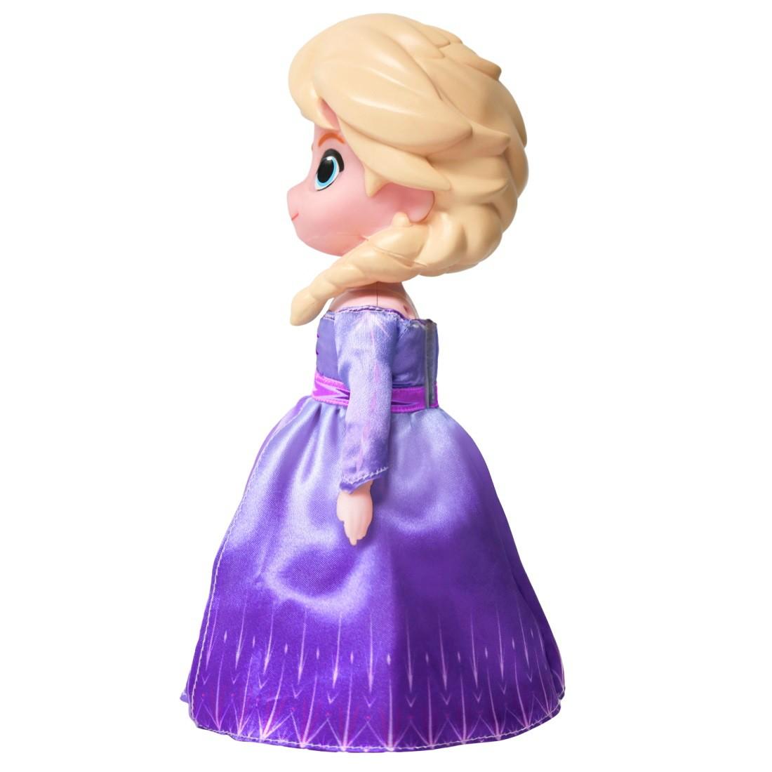 Boneca Dançarina Elsa Frozen 2 Disney com Luzes e Música do Filme