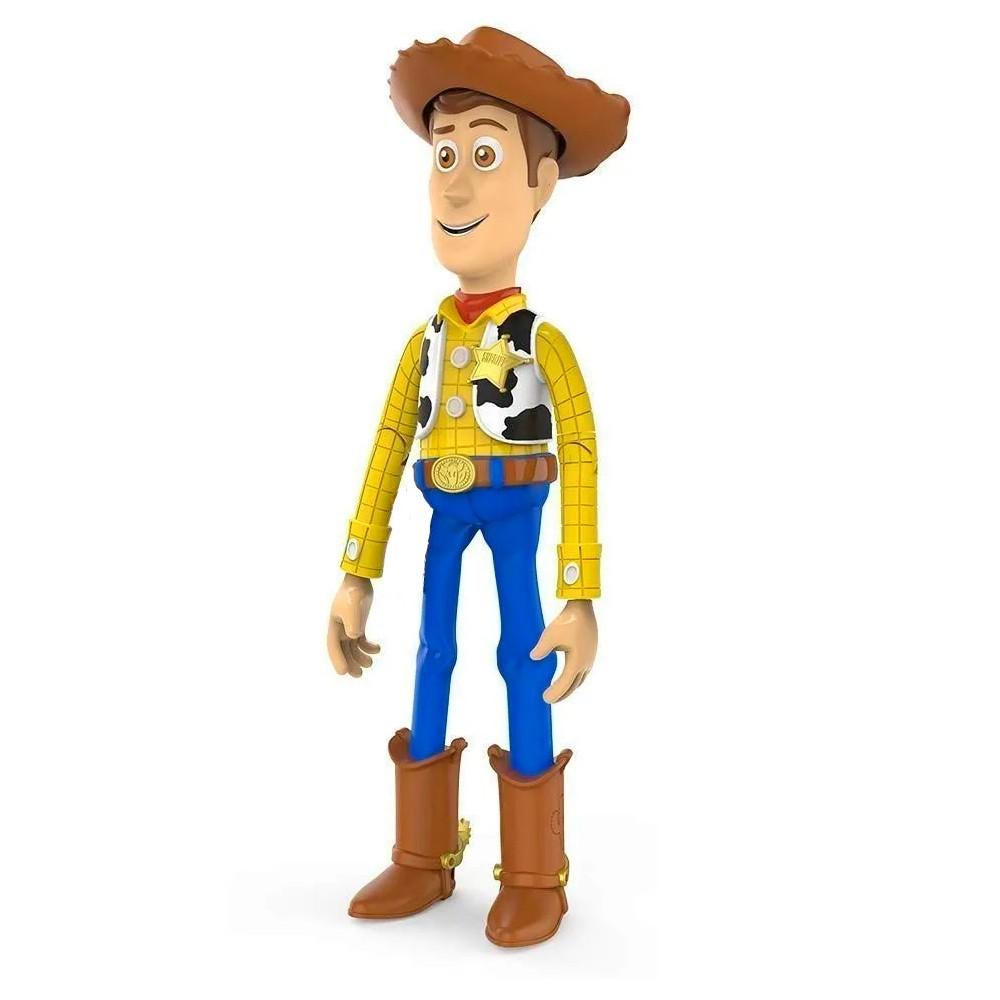 Boneco do Toy Story Woody Articulado 28cm Disney Pixar