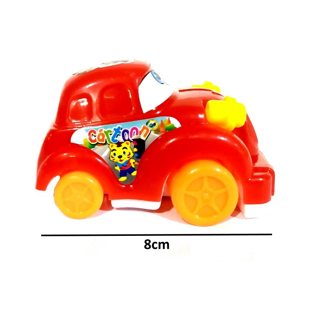 Brinquedo Infantil a Fricção Coleção com Trem Avião e Fusca