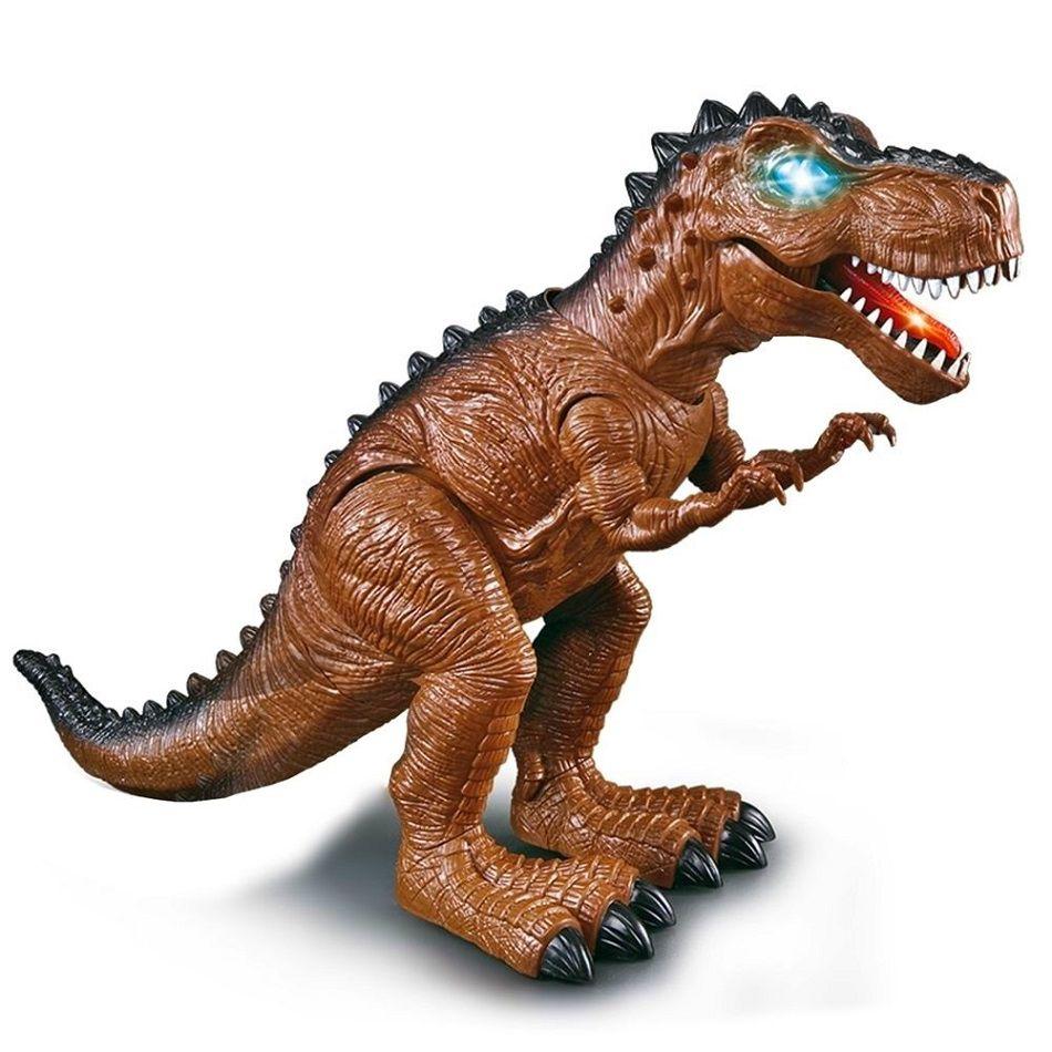 Brinquedo Tiranossauro Rex Dinossauro com movimentos e Sons