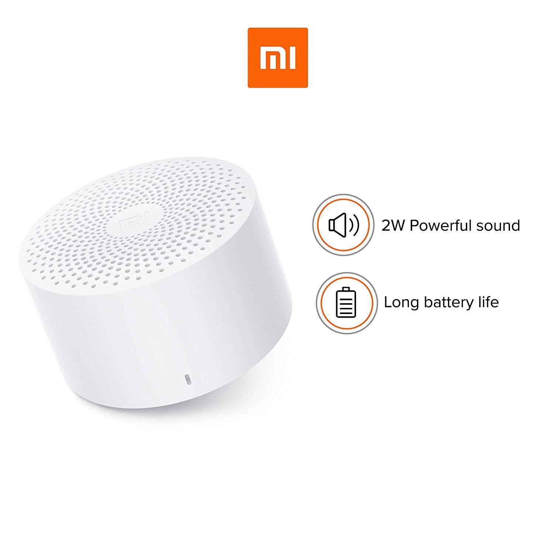 Caixa de Som Xiaomi Bluetooth Mi Compact Bluetooth Speaker 2