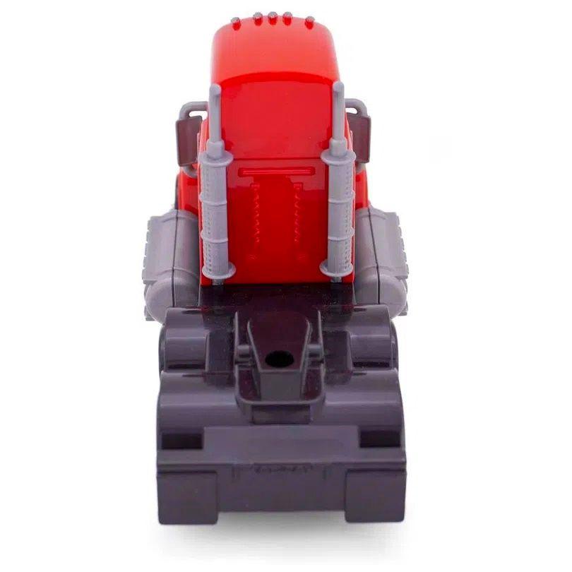 Caminhão Mack Carros Roda Livre 13cm Disney Pixar Carros 3