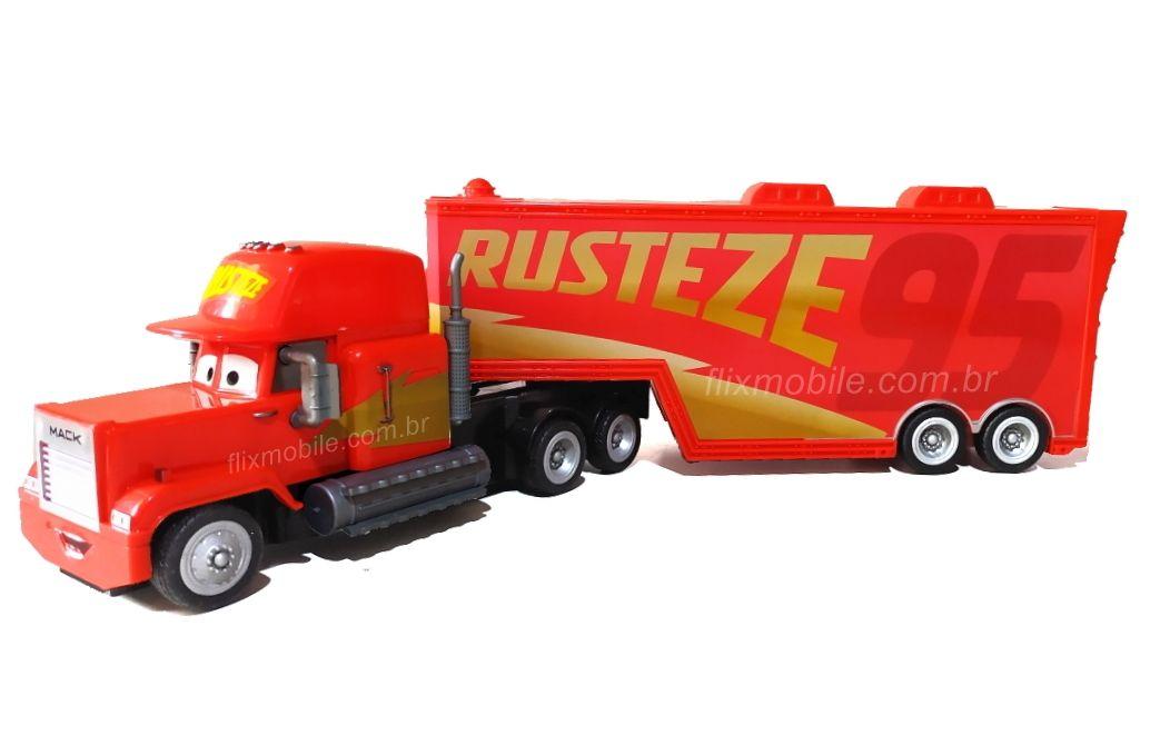 Caminhão Mack Roda Livre Disney Pixar Carros 3 de 25cm