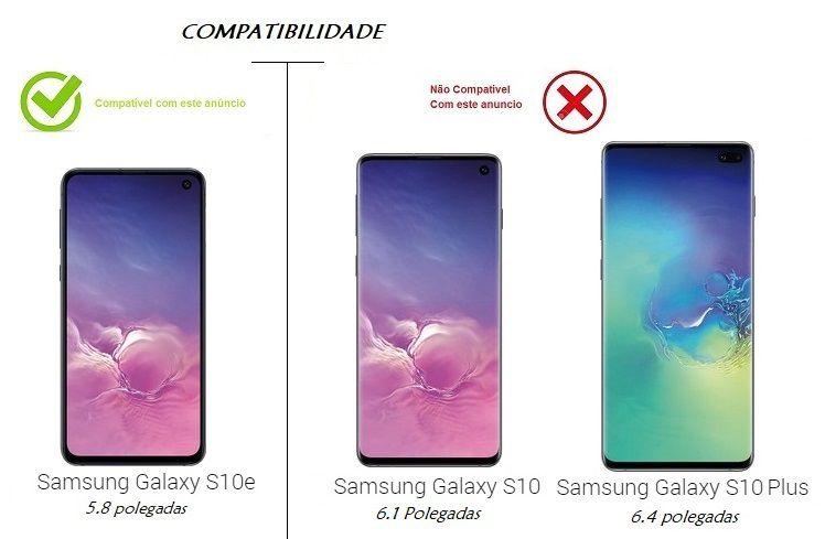 Capa 360 Ultra fina GKK Galaxy S10