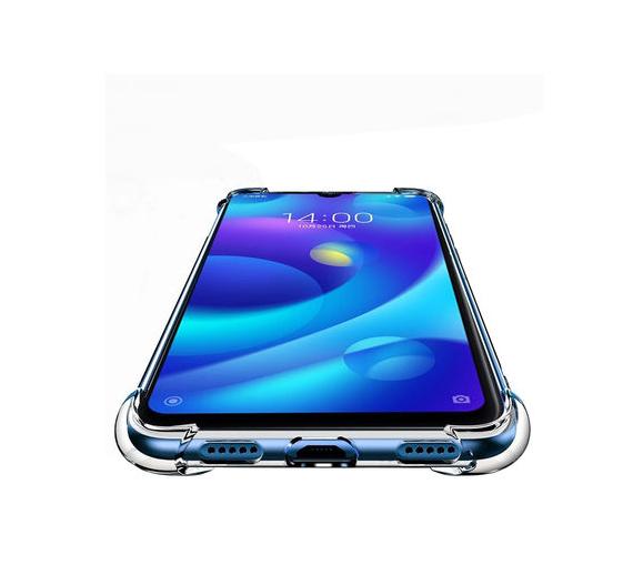 Capa de Silicone Xiaomi Redmi Note 7 Transparente