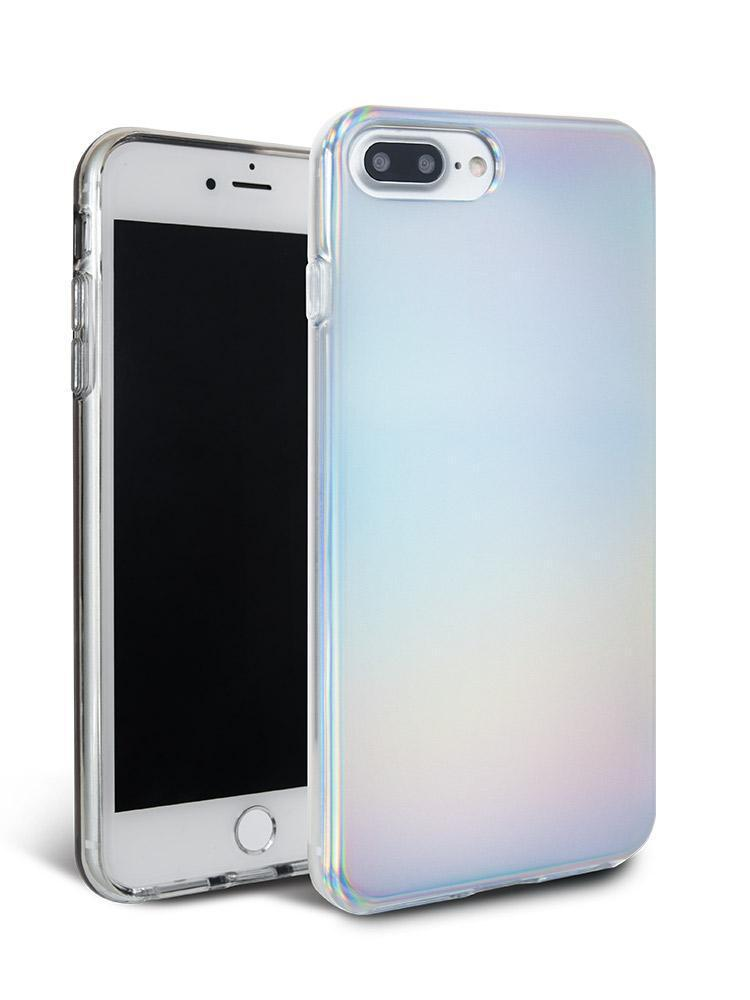 Capa Holográfica Anti Impacto para iPhone 8 Plus 5.5 Polegadas