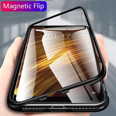Capa Magnetica 360 Luxo para Xiaomi Pocophone F1