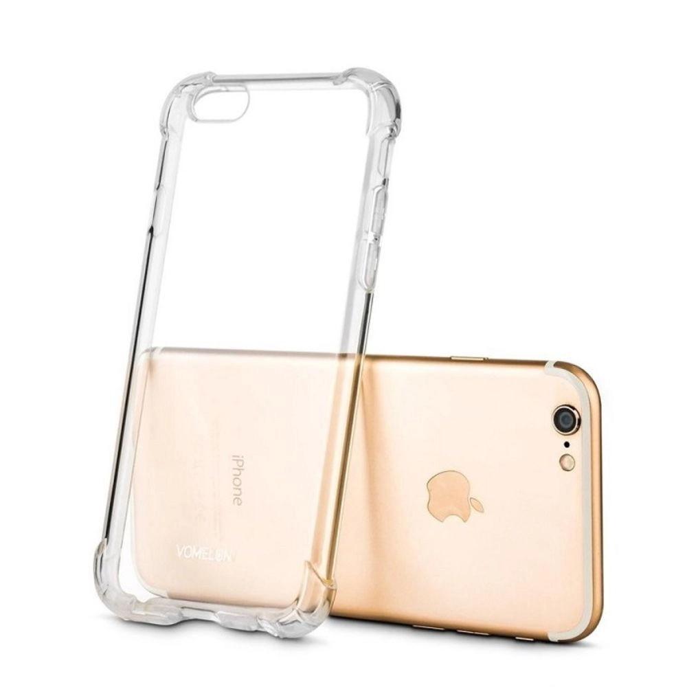 Capa Silicone Borda Anti Impacto para iPhone 8 - 4.7 Polegadas