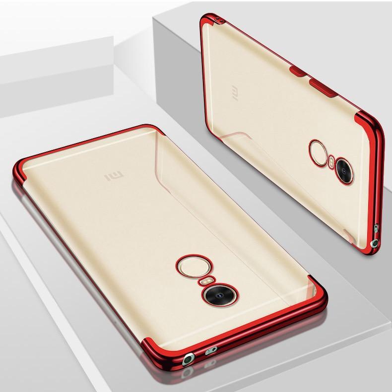 Capa Slim Borda Colorida Xiaomi Redmi 5 Plus