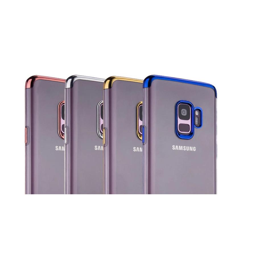 Capa Slim Luxo para Samsung Galaxy S9 Plus tela de 6,2