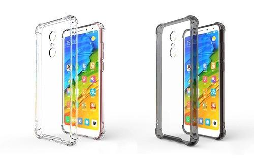 Capa Transparente para Xiaomi Redmi 5 Plus