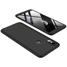 Capa Ultra Fina 360 Para Xiaomi Mi 8 Gkk - Preto