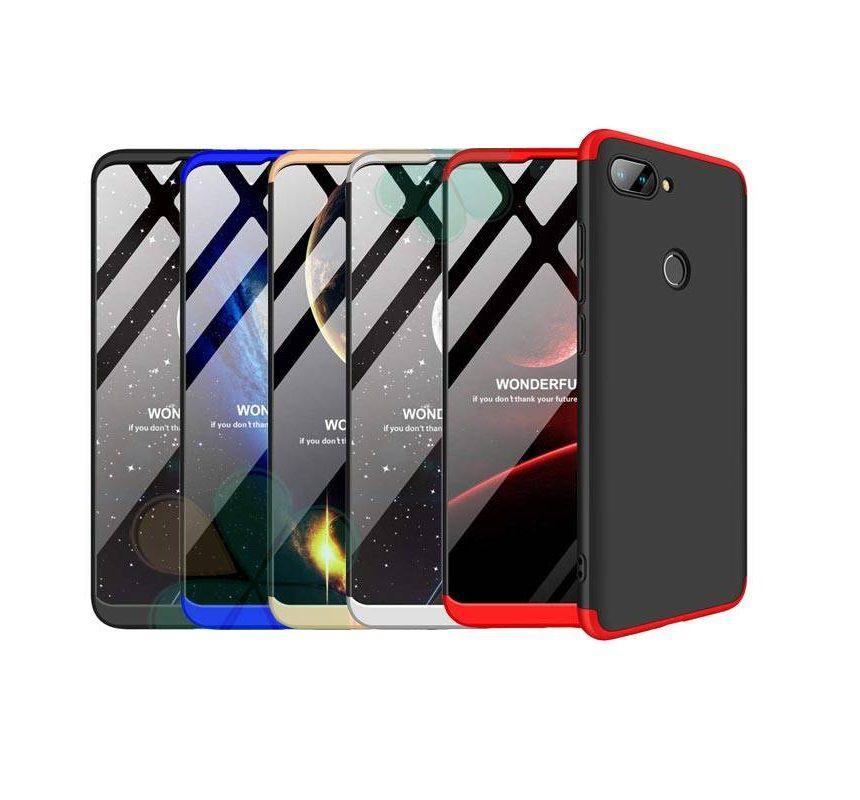 Capa Ultra Fina 360 Para Xiaomi Mi 8 Lite Gkk