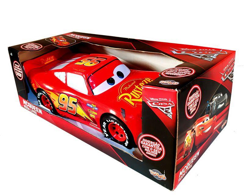 Carrinho Relampago Macqueen Carros 3 Grande Disney Pixar