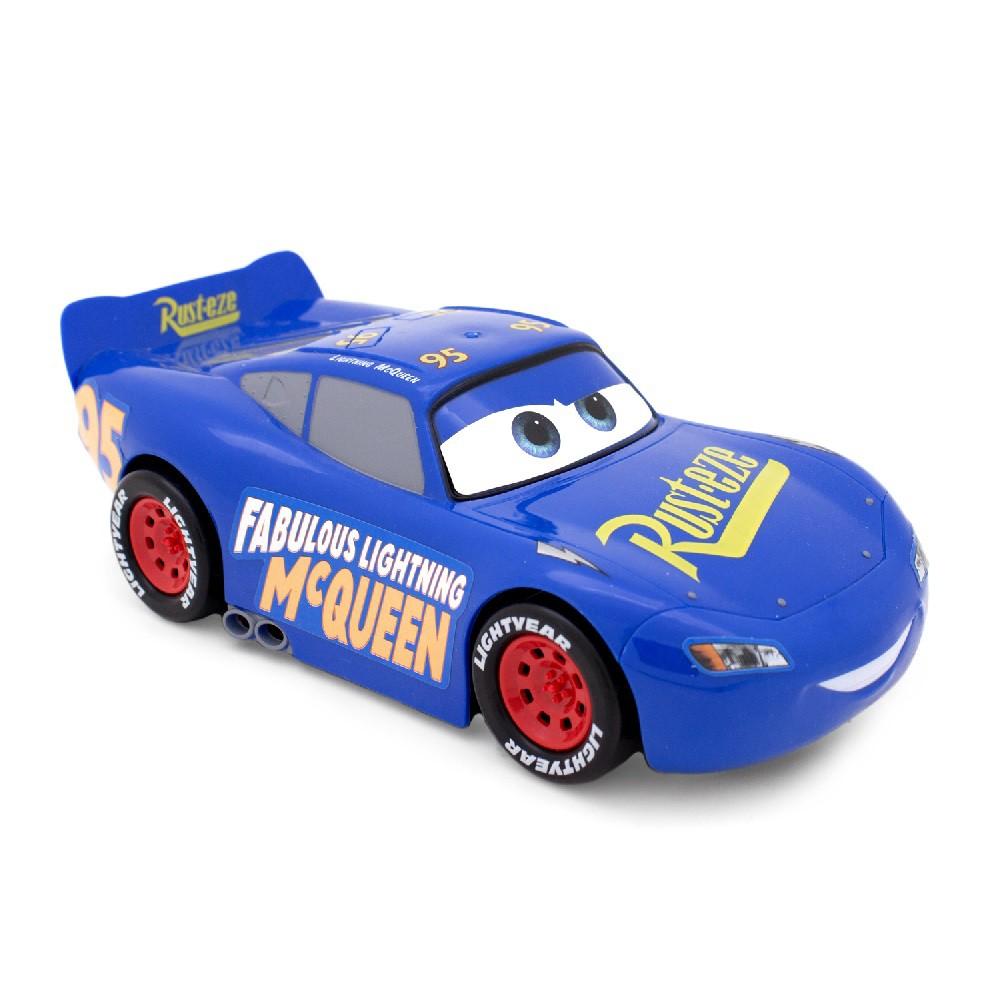 Carrinho Roda Livre Carros de 13cm Disney Pixar Fabuloso