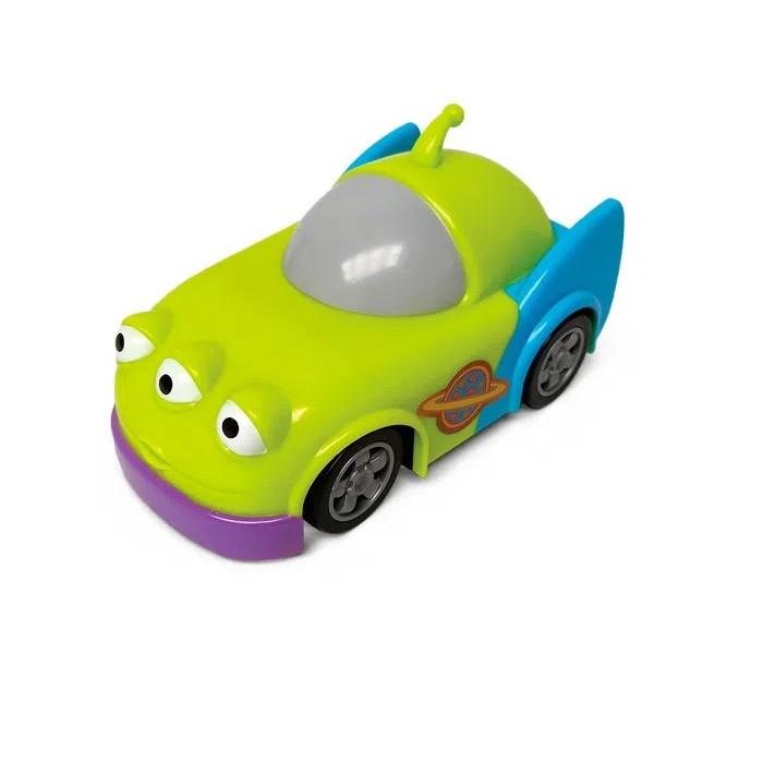Carrinho Toy Story Roda Livre Disney Pixar 13cm Alien
