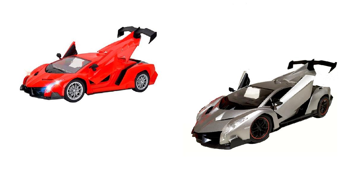 Carro de Controle Remoto Recarregável Lamborghini