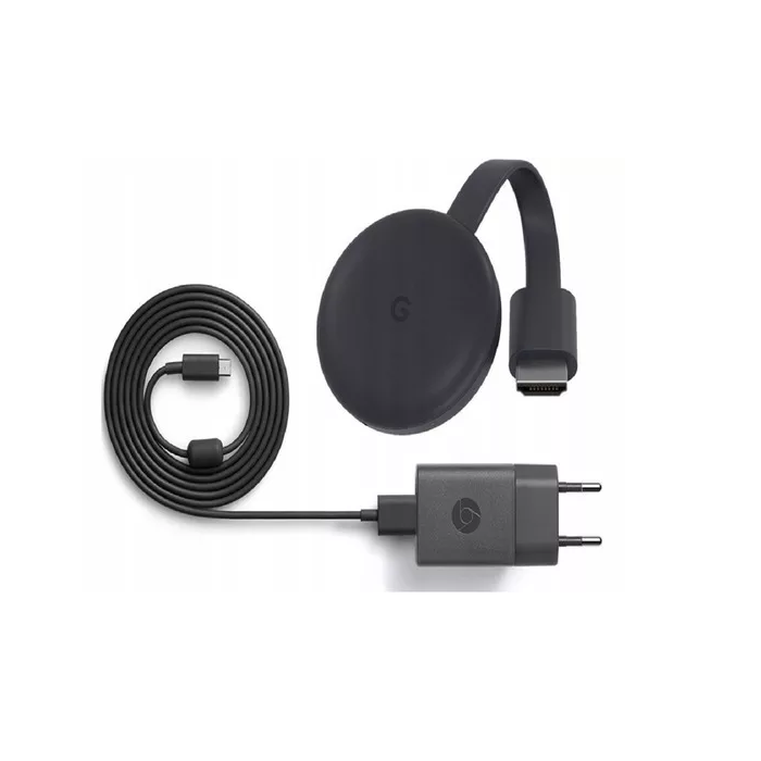 Chromecast 3 Google Full HD Bluetooth
