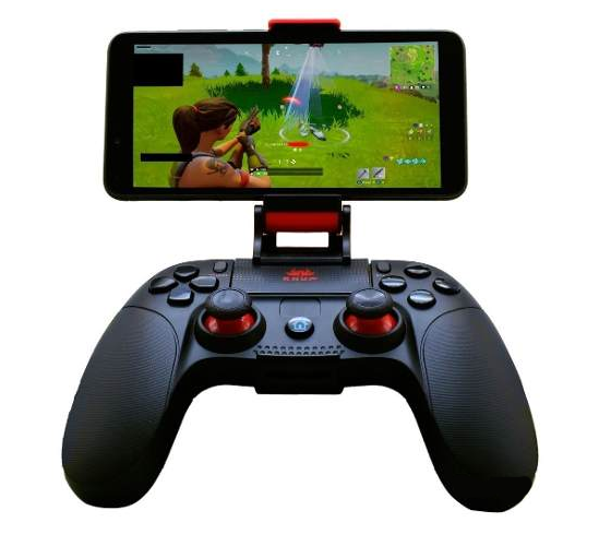 Controle Sem Fio para Celular Android iOS e PC até 6.5 pol. KP4036