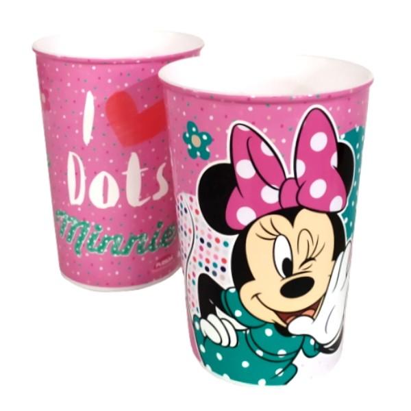 Copo Infantil da Minnie Mouse Disney 320ML Plasútil
