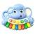 Elefantinho Azul 1