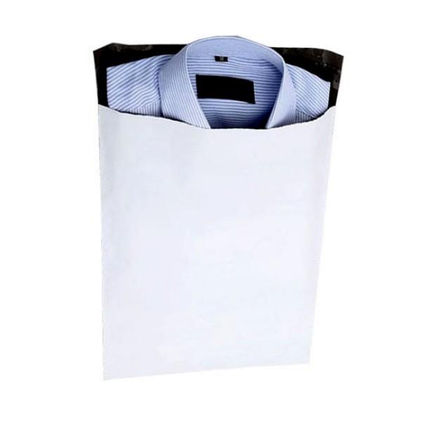 Envelope de Segurança E-commerce Ecológico 26x36 Branco - 250 und