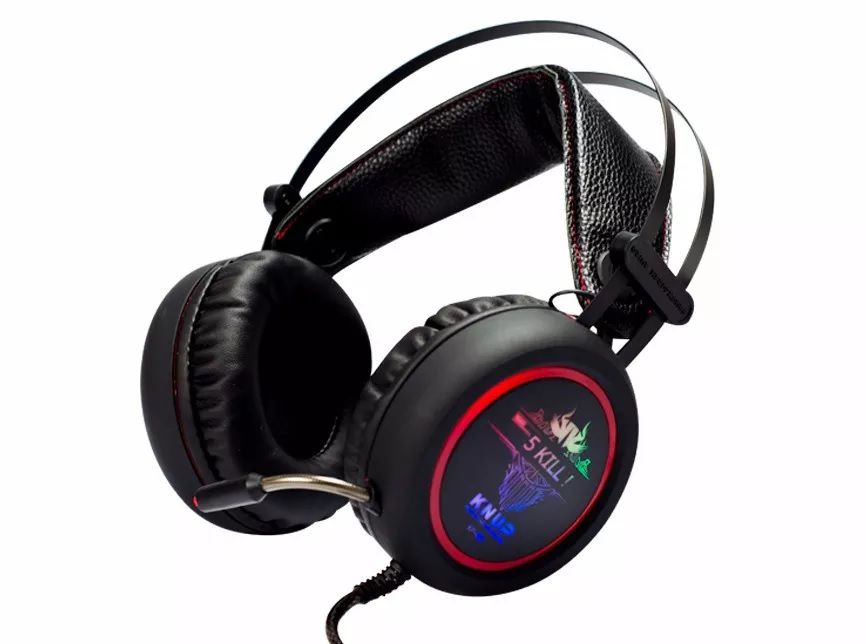 Fone Gamer 7.1 Headset para Celular Pc Ps4 Xbox One Kp-401