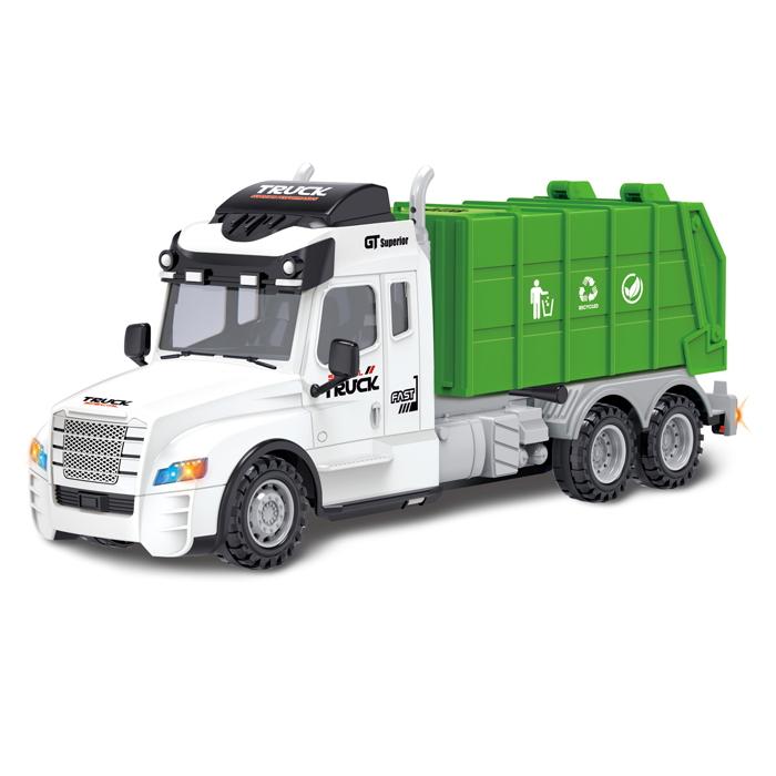 FUTURO - Caminhão de LIXO CONTROLE - FU3255
