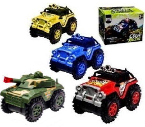 Kit com 3 Jeep Maluco Cambalhota 4x4