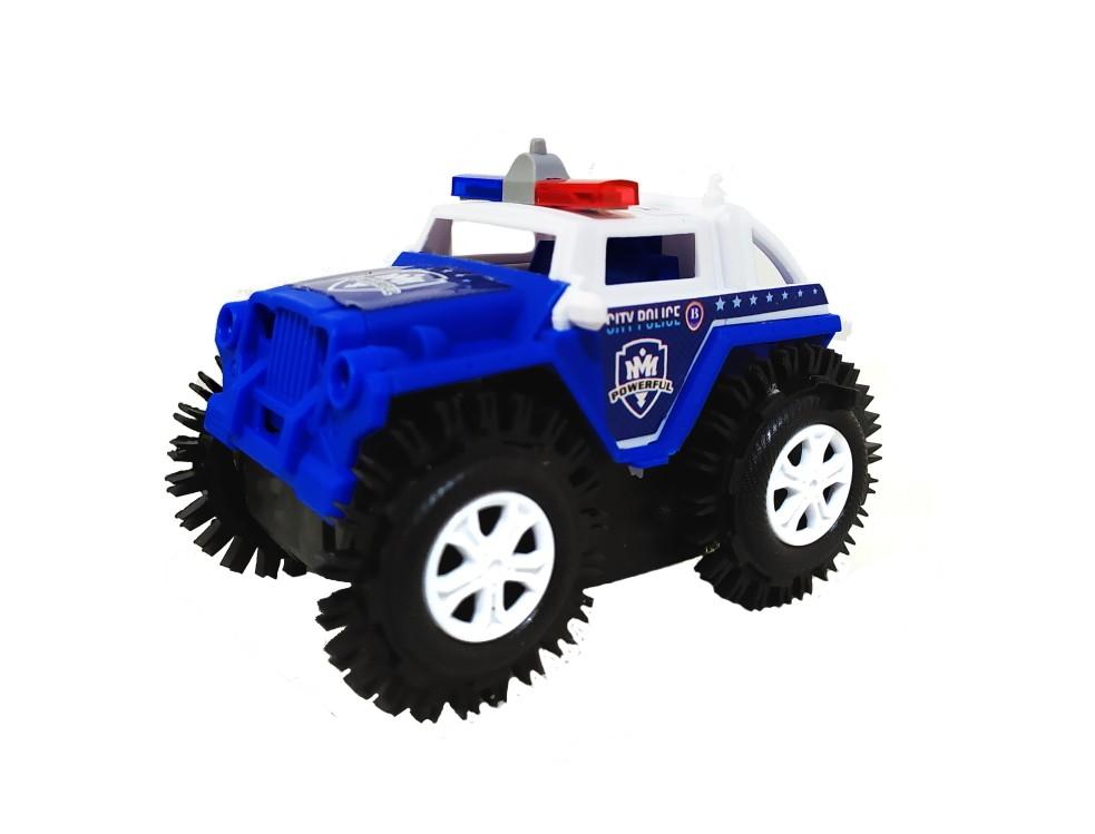 Kit com 4 Jeep Maluco Cambalhota 4x4