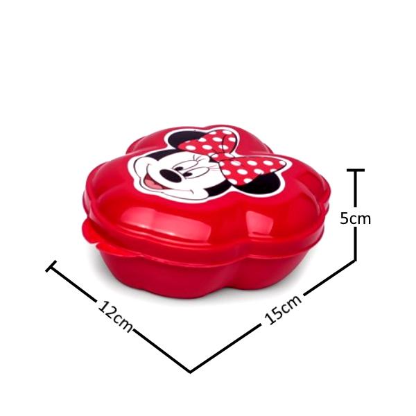 Lembrancinha Aniversário Minnie Doces Decoração Kit com 12