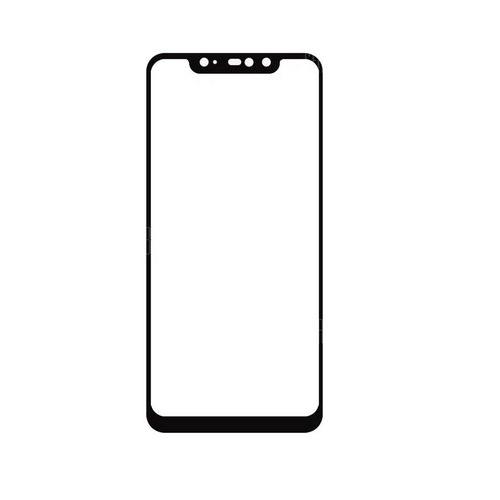 Película 5D de Vidro Borda Preta Xiaomi Redmi Note 6 Pro