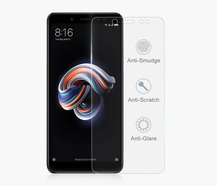 Película de Gel p/ Xiaomi Redmi Note 5 / Redmi 5 Plus