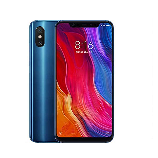 Película de Gel Transparente para Xiaomi Mi 8