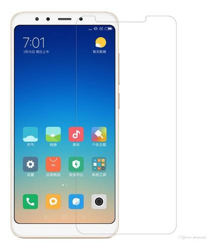 Película de vidro para Xiaomi Redmi 5 Plus