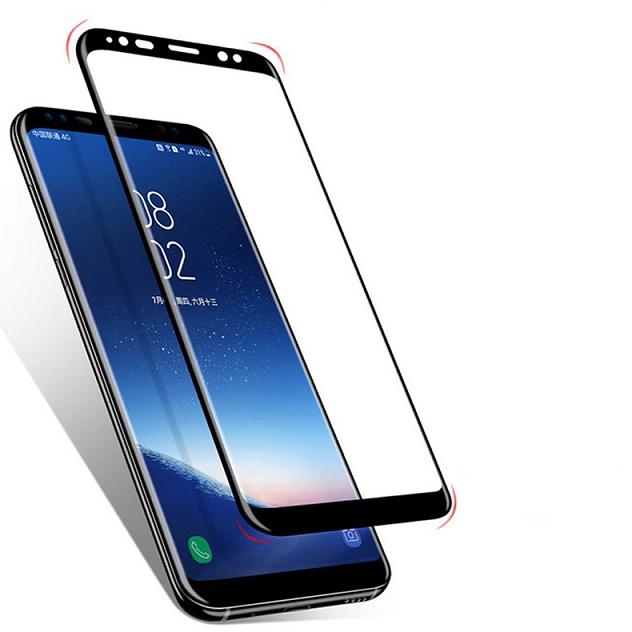 Película nano gel Borda Preta Galaxy S9 Plus
