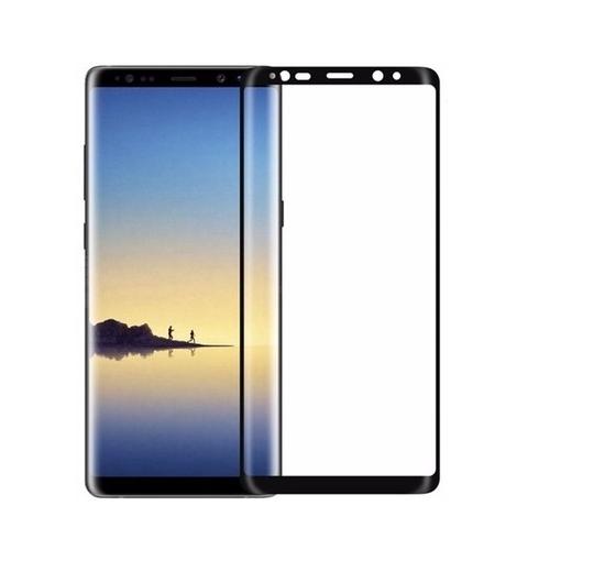 Película Nano Gel Borda Preta Samsung Galaxy Note 8