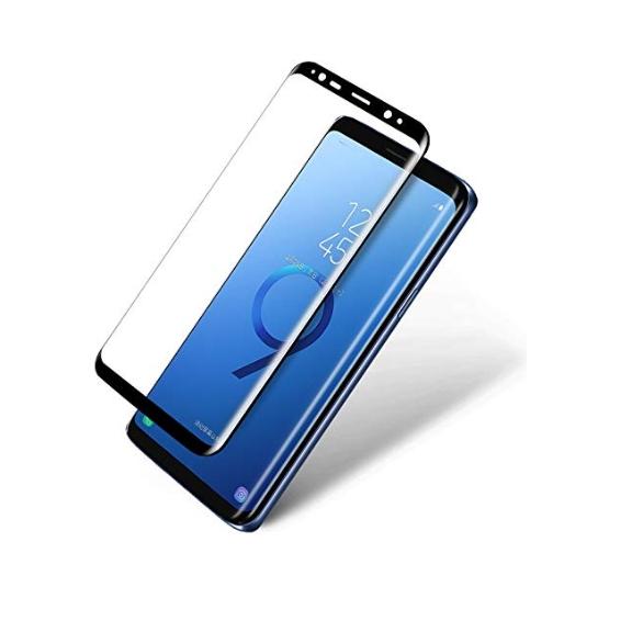 Película Nano Gel Borda Preta Samsung Galaxy S8