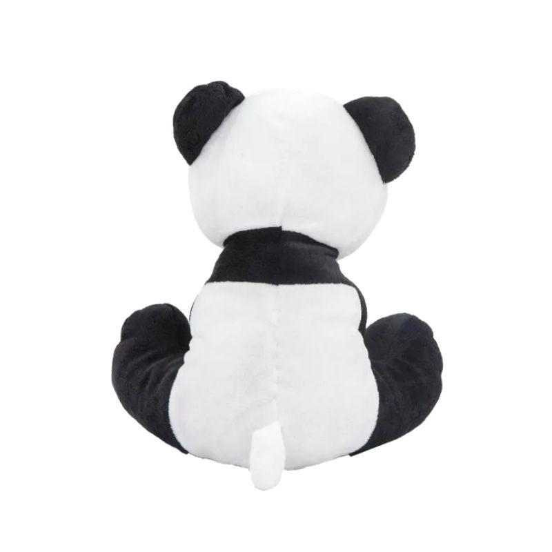 Pelúcia Bebe meu Pandinha de 25cm para crianças acima de 3 meses