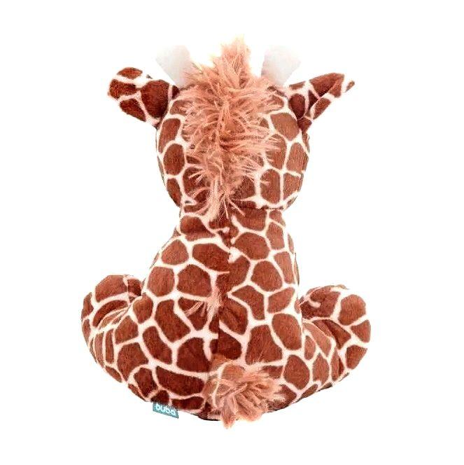Pelúcia Bebe minha Girafinha de 25cm para crianças acima de 3 meses